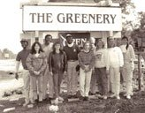 The Early Days of The Greenery